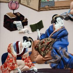 AnnaPotri - Geishas waiting for guests 3 Анна Потри - Гейши в ожидании гостей